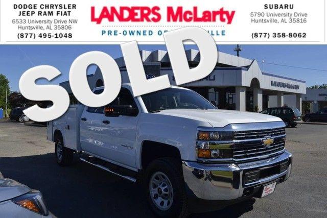 2018 Chevrolet Silverado 2500HD Work Truck | Huntsville, Alabama | Landers Mclarty DCJ & Subaru in  Alabama