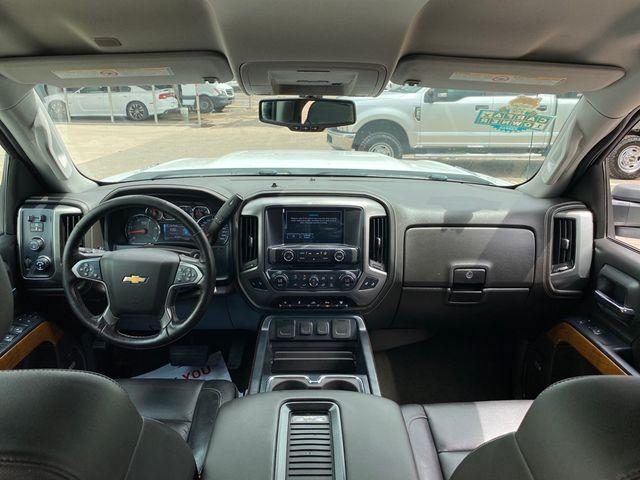 2018 Chevrolet Silverado 2500HD LTZ Madison, NC 24