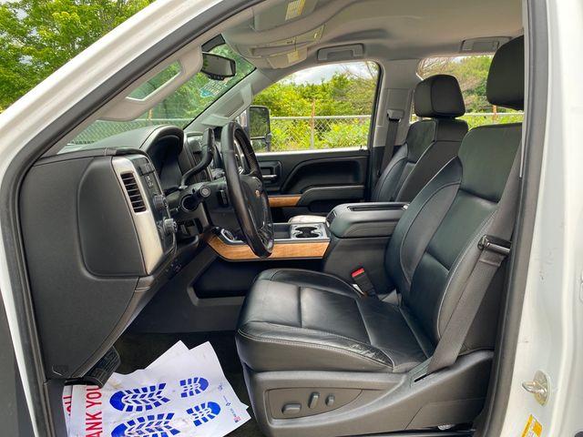 2018 Chevrolet Silverado 2500HD LTZ Madison, NC 29
