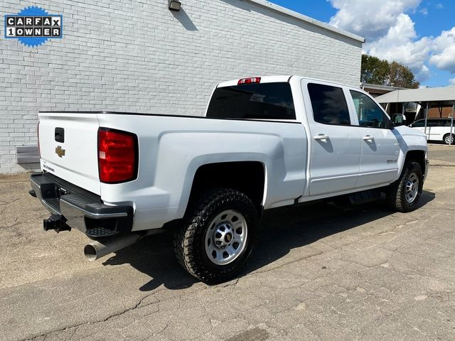 2018 Chevrolet Silverado 2500HD LT Madison, NC 1