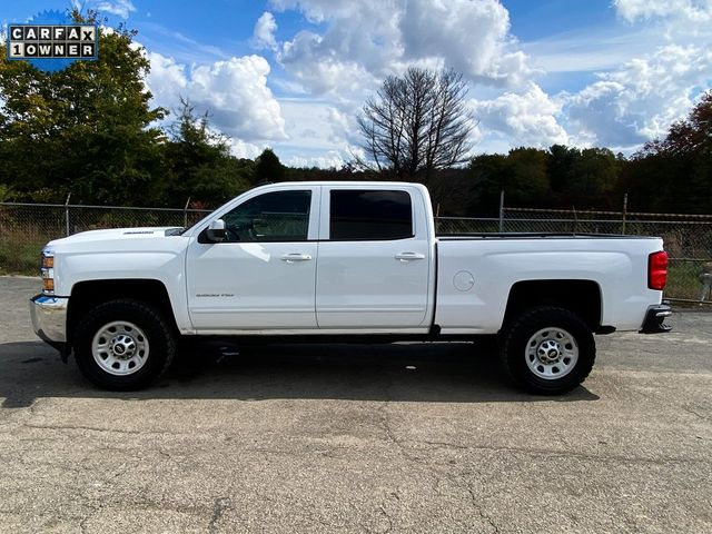 2018 Chevrolet Silverado 2500HD LT Madison, NC 4