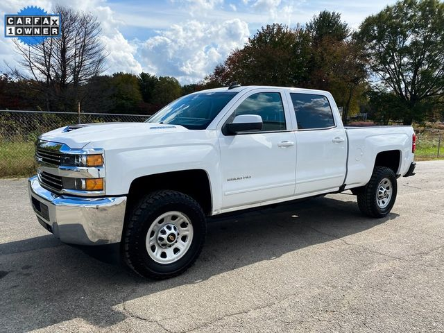 2018 Chevrolet Silverado 2500HD LT Madison, NC 5
