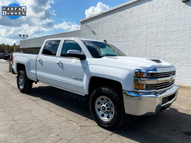 2018 Chevrolet Silverado 2500HD LT Madison, NC 7