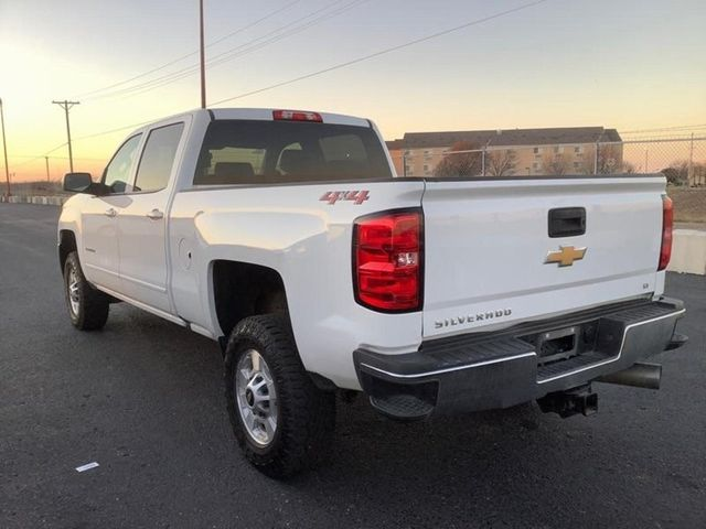 2018 Chevrolet Silverado 2500HD LT Madison, NC 2