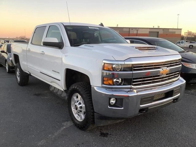 2018 Chevrolet Silverado 2500HD LT Madison, NC 6