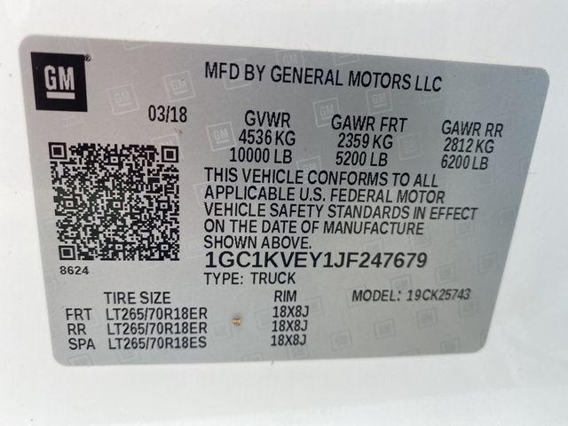 2018 Chevrolet Silverado 2500HD LT Madison, NC 41