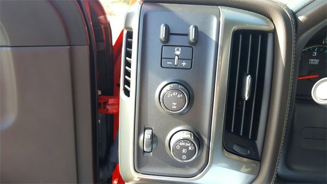 2018 Chevrolet Silverado 2500HD LTZ Wheelchair Docking Station in McKinney, Texas 75070