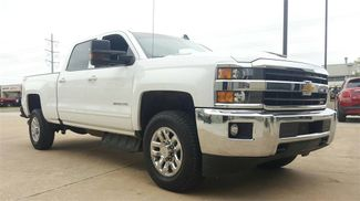 2018 Chevrolet Silverado 2500HD LT Custom Lift, Wheels and Tires in McKinney, Texas 75070