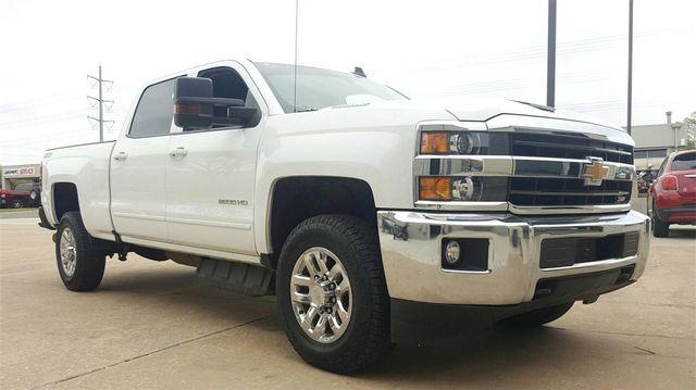 2018 Chevrolet Silverado 2500HD LT Custom Lift, Wheels and Tires
