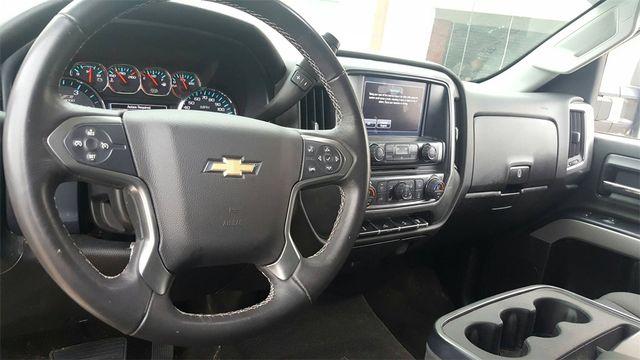 2018 Chevrolet Silverado 2500HD LT Custom Lift, Wheels and Tires in McKinney, Texas 75070