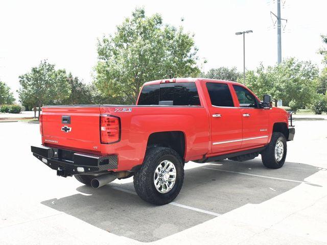 2018 Chevrolet Silverado 2500HD LTZ in McKinney, Texas 75070