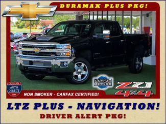 2018 Chevrolet Silverado 2500HD LTZ PLUS Crew Cab 4x4 Z71- NAV- DRIVER ALERT PKG! Mooresville , NC