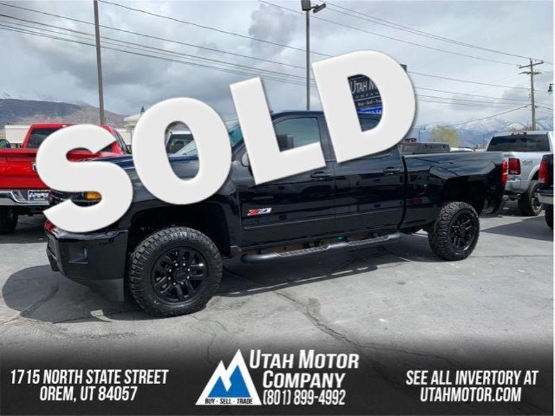 2018 Chevrolet Silverado 2500HD LTZ | Orem, Utah | Utah Motor Company in Orem Utah