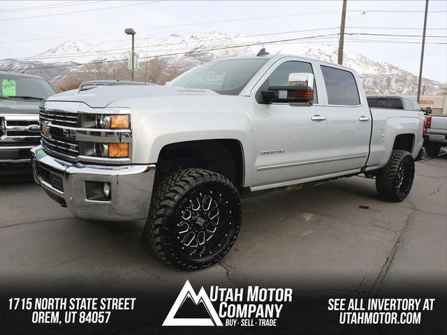 2018 Chevrolet Silverado 2500HD LTZ in , Utah 84057