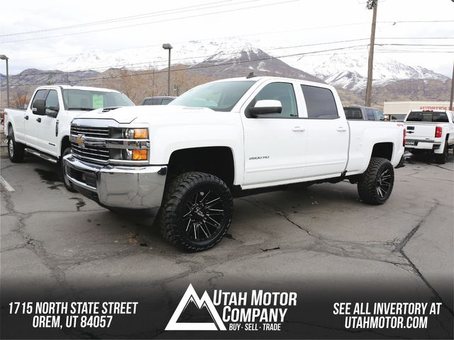 2018 Chevrolet Silverado 2500HD LT in Orem, Utah 84057