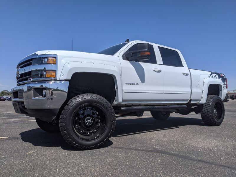 2018 Chevrolet Silverado 2500HD LT 4X4 Duramax Diesel  Fultons Used Cars Inc  in , Colorado