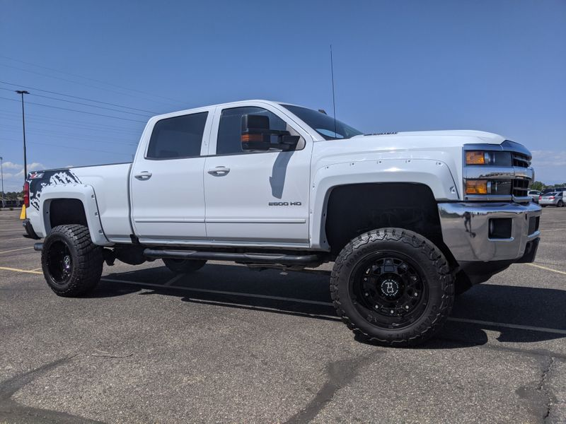 2018 Chevrolet Silverado 2500HD LT 4X4 Lifted Duramax Diesel  Fultons Used Cars Inc  in , Colorado