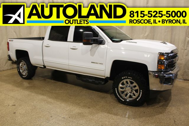 2018 Chevrolet Silverado 2500HD LT in Roscoe, IL 61073
