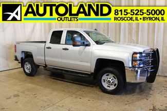 2018 Chevrolet Silverado 2500HD Work Truck in Roscoe, IL 61073