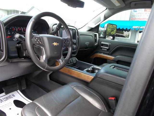 2018 Chevrolet Silverado 2500HD LTZ Shelbyville, TN 29