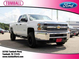 2018 Chevrolet Silverado 2500HD Work Truck in Tomball, TX 77375