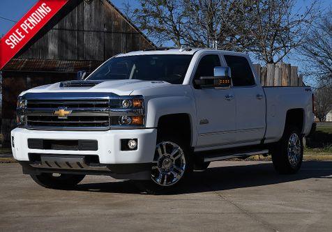 2018 Chevrolet Silverado 2500HD High Country in Wylie, TX