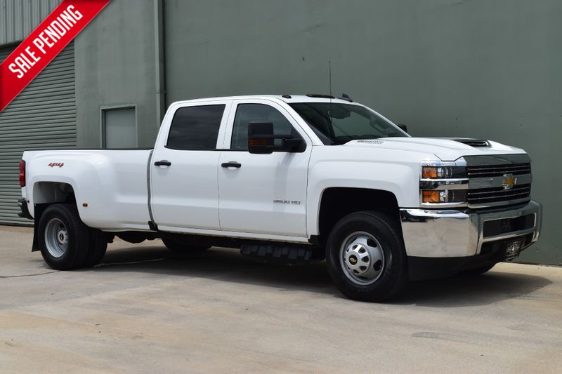 2018 Chevrolet Silverado 3500 W/T | Arlington, TX | Lone Star Auto Brokers, LLC