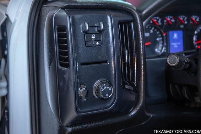 2018 Chevrolet Silverado 3500HD 4x4 Work Truck in Addison, Texas 75001