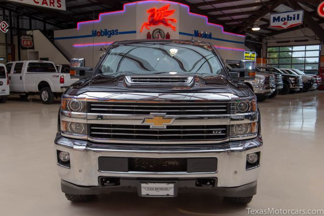 2018 Chevrolet Silverado 3500HD LTZ 4x4 in Addison, Texas 75001
