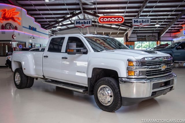2018 Chevrolet Silverado 3500HD 4x4 in Addison, Texas 75001