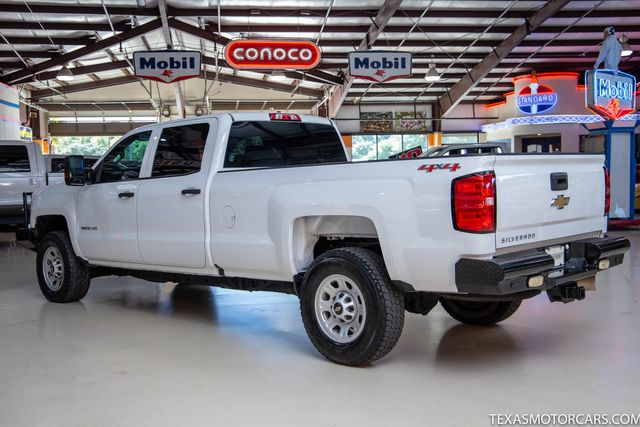 2018 Chevrolet Silverado 3500HD 4x4 in Addison, Texas 75001