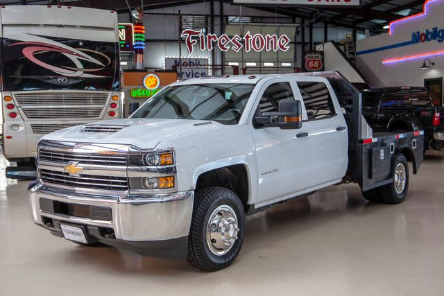 2018 Chevrolet Silverado 3500HD Work Truck 4x4 in Addison, Texas 75001
