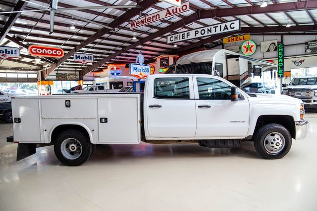 2018 Chevrolet Silverado 3500HD Work Truck in Addison, Texas 75001