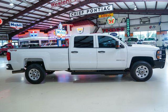 2018 Chevrolet Silverado 3500HD Work Truck SRW 4x4 in Addison, Texas 75001