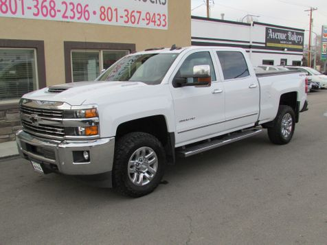 2018 Chevrolet Silverado 3500HD LTZ 4X4 in , Utah