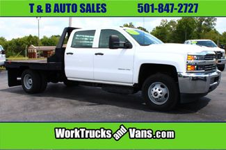 2018 Chevrolet Silverado 3500HD Work Truck in Bryant, AR 72022
