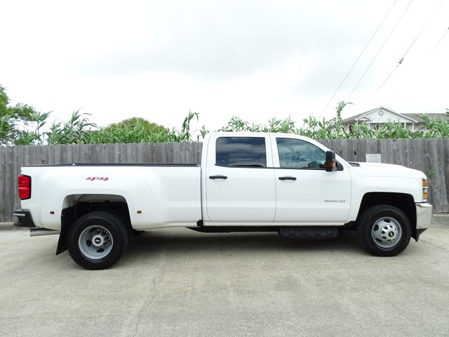 2018 Chevrolet Silverado 3500HD Work Truck in Corpus Christi, TX 78412