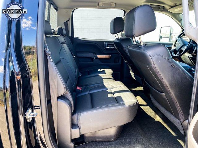 2018 Chevrolet Silverado 3500HD LTZ Madison, NC 11