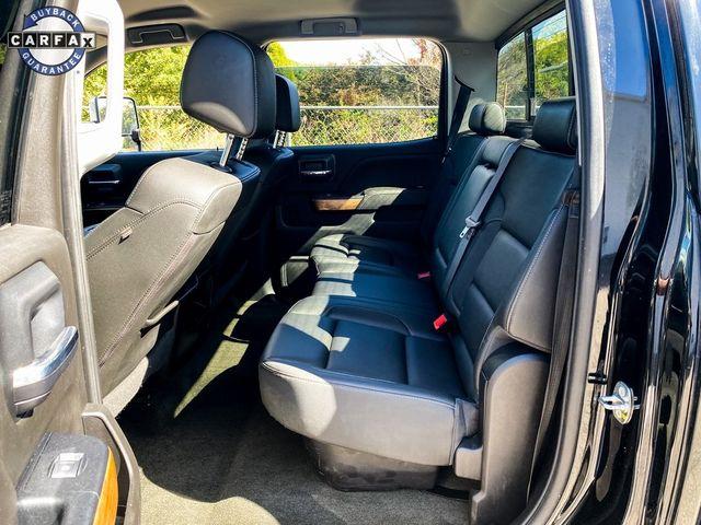 2018 Chevrolet Silverado 3500HD LTZ Madison, NC 24