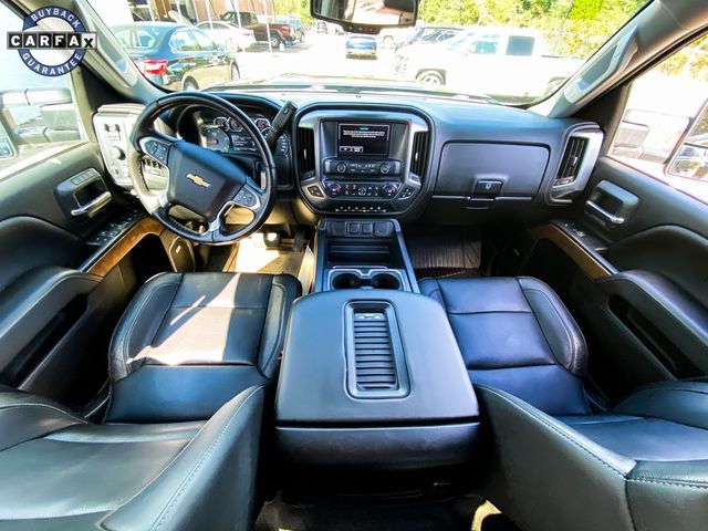 2018 Chevrolet Silverado 3500HD LTZ Madison, NC 25