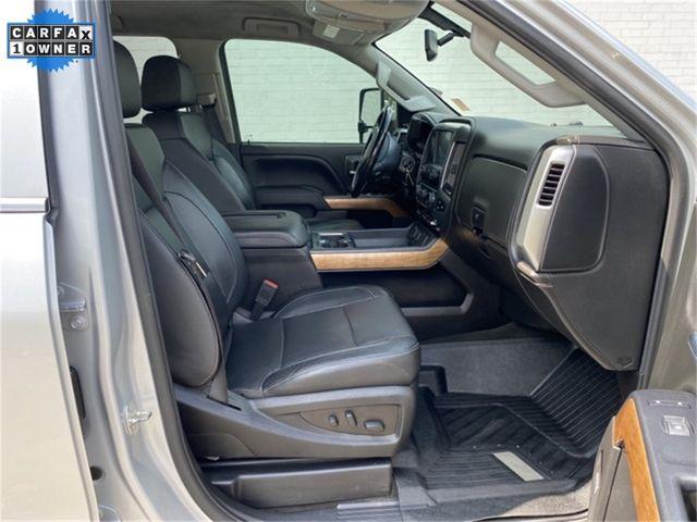 2018 Chevrolet Silverado 3500HD LTZ Madison, NC 12