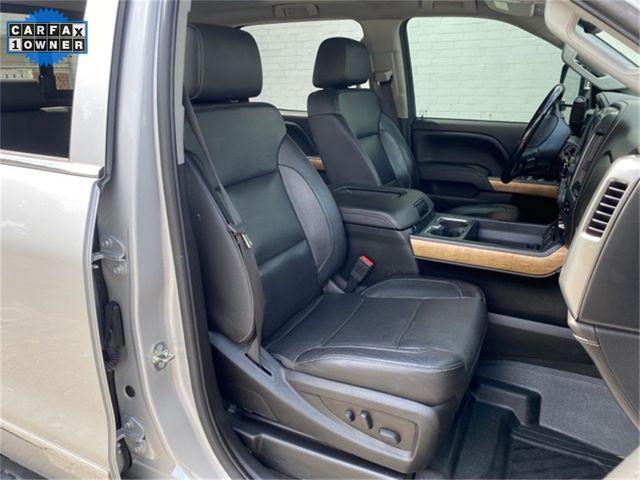 2018 Chevrolet Silverado 3500HD LTZ Madison, NC 17