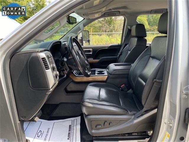2018 Chevrolet Silverado 3500HD LTZ Madison, NC 28