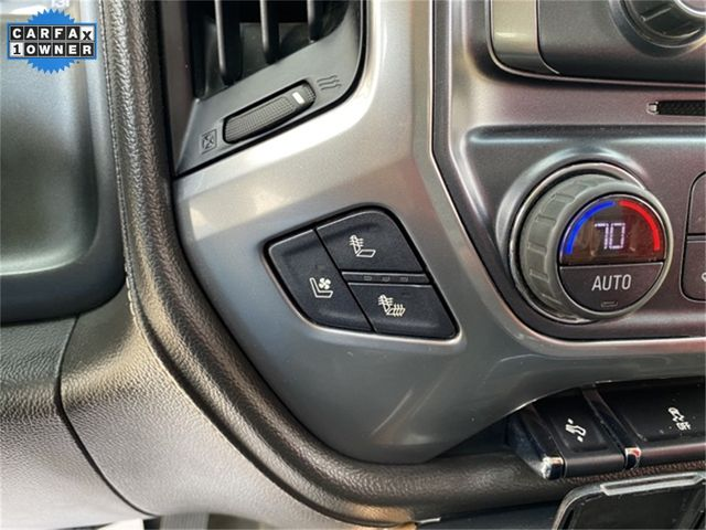 2018 Chevrolet Silverado 3500HD LTZ Madison, NC 37