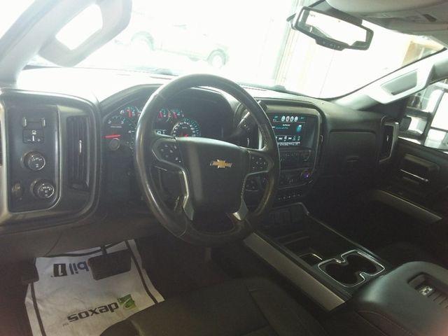 2018 Chevrolet Silverado 3500HD LTZ Madison, NC 4