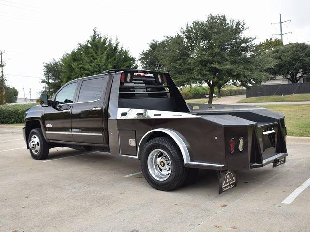 2018 Chevrolet Silverado 3500HD High Country WESTERN HAULER in McKinney, Texas 75070