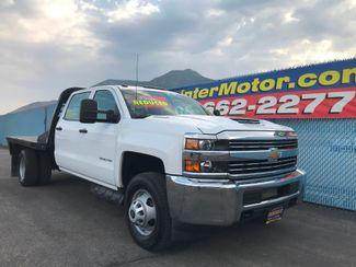 2018 Chevrolet Silverado 3500HD Work Truck Nephi, Utah