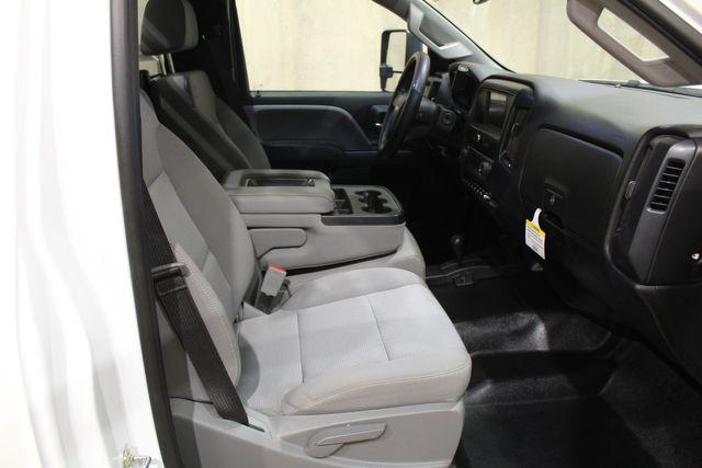 2018 Chevrolet Silverado 3500HD Diesel dump box 4x4 Work Truck in Roscoe, IL 61073