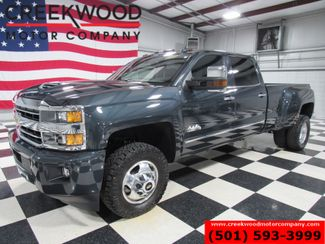 2018 Chevrolet Silverado 3500HD High Country 4x4 Diesel Dually Nav Sunroof CLEAN in Searcy, AR 72143