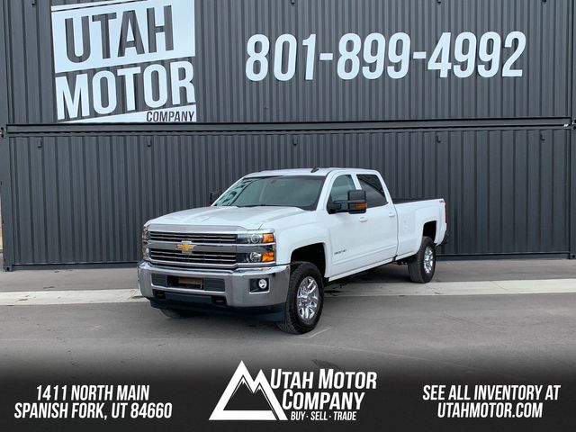 2018 Chevrolet Silverado 3500HD LT in Spanish Fork, UT 84660
